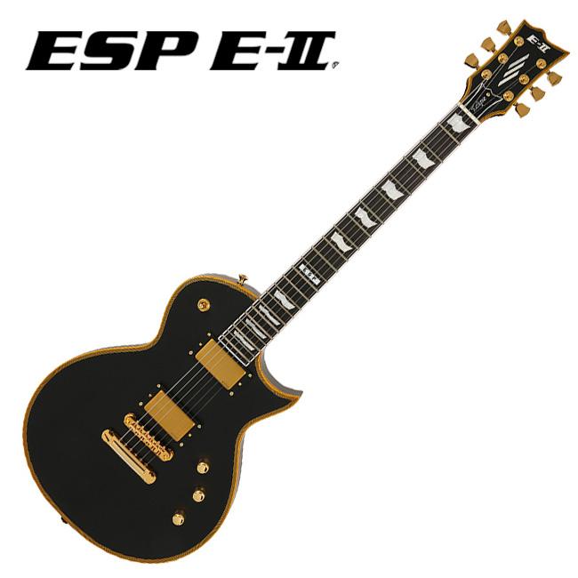 ESP E-II ECLIPSE DB (VINTAGE BLACK)