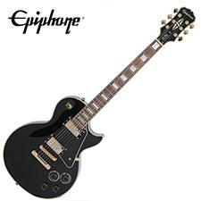 <font color=#262626>Epiphone Les Paul Custom PRO Ebony (ENCTEBGH1)</font>