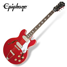 <font color=#262626>Epiphone CASINO Coupe - Cherry (ETCCCHNH1)</font>