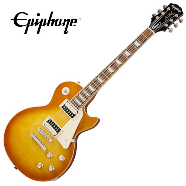 [2020 Inspired By Gibson]<br>Epiphone Les Paul Classic - Honey Burst  / 에피폰 레스폴 클래식 (EILOHBNH1)