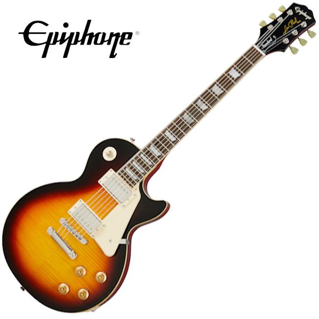 [2020 Inspired By Gibson]<br>Epiphone Les Paul Standard 50s - Vintage Sunburst / 에피폰 레스폴 스탠다드 (EILS5VSNH1)