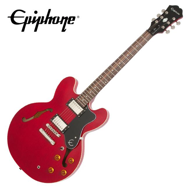 Epiphone The Dot Cherry / The Original ES semi-hollow body / 에피폰 닷 (ETDTCHCH1)