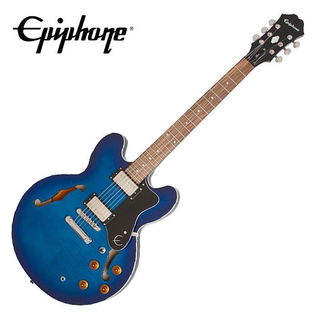 Epiphone Dot Deluxe - Blueberry Burst / Limited Edition (ETDDBBNH1)