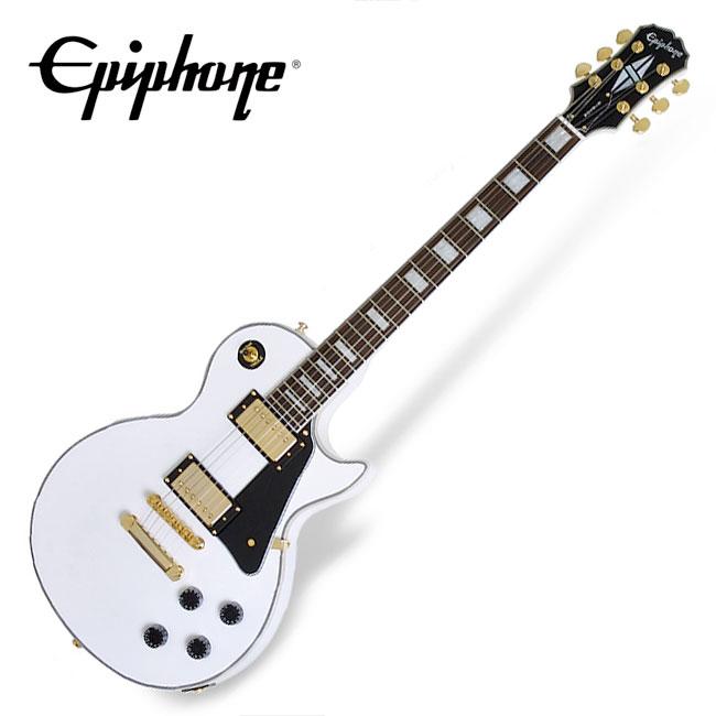 Epiphone Les Paul Custom PRO Alpine White (ENCTAWGH1)