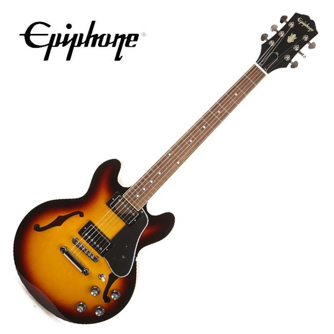 [Inspired By Gibson]<br>Epiphone ES-339 - Vintage Sunburst / 에피폰 세미할로 (IGES339VSNH1)