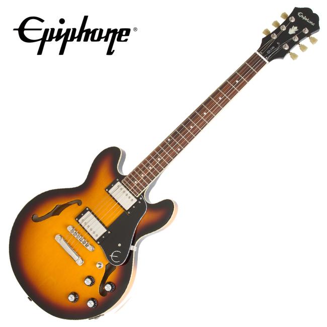 Epiphone ES-339 PRO Vintage Sunburst / 에피폰 세미할로 일렉기타 (ET33VSNH1)