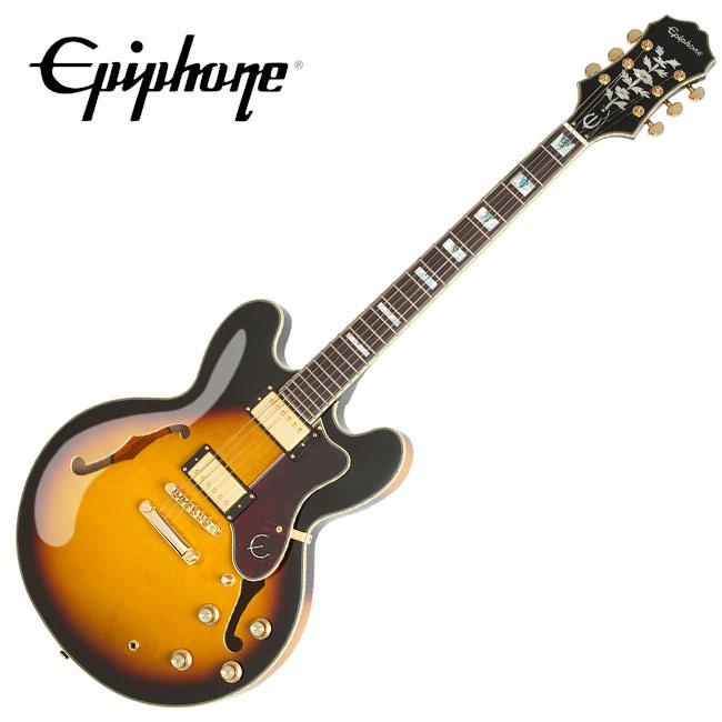 Epiphone Sheraton-II PRO - Vintage Sunburst (ETSPVSGH1)