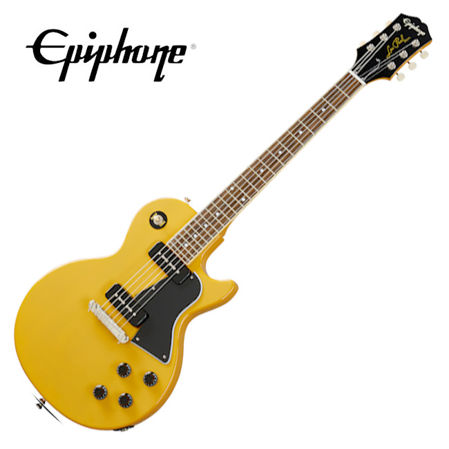 [2020 Inspired By Gibson]<br>Epiphone Les Paul Special - TV Yellow / 에피폰 레스폴 스페셜 (EILPTVNH1)