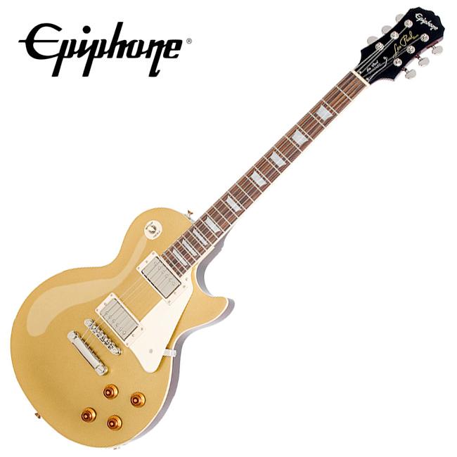 Epiphone Les Paul Standard - Metallic Gold Top (ENS-MGCH1)