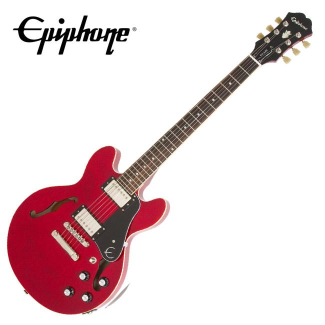Epiphone ES-339 PRO Cherry / 에피폰 세미할로 일렉기타 (ET33CHNH1)