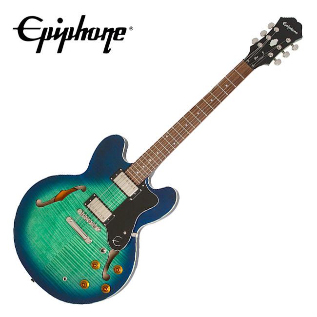 Epiphone Dot Deluxe - Aquamarine / Limited Edition (ETDDAMNH1)