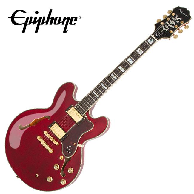 Epiphone Sheraton-II PRO Wine Red (ETSPWRGH1)