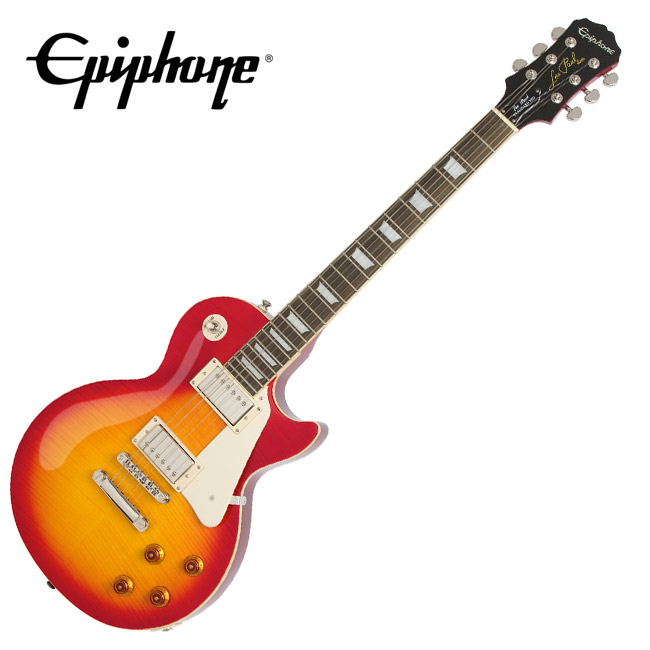 Epiphone Les Paul Standard Plus Top PRO Hetige Cherry Sunburst / 에피폰 레스폴 플러스탑 프로 일렉기타 (ENLPHSNH1)