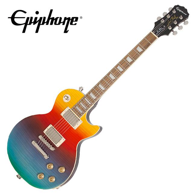 Epiphone Les Paul TRIBUTE Plus Prizm - Limited Edition (ENTPRBNH1)