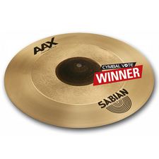 <font color=#262626>Sabian AAX  FREQ CRASH 18인치 크래쉬 (218XFC)</font>