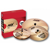 Sabian AAX STAGE PERFORMANCE SET + FREE 18인치 X-Plosion Crash (25005XXP)