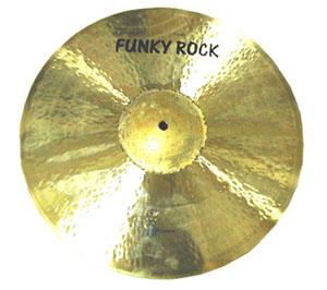 Funky Rock 15인치 Crash