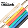 BEAT FINGERS Stick TubeGrip / 스틱랩 스틱그립 - 검정 기본팩 (BF-STG-BK)