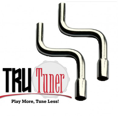 TruTuner 드럼키 2개 1팩