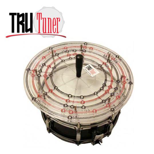 TruTuner - 빠른 드럼헤드(드럼피) 교체 시스템 (Rapid Drum Head Replacement System)