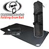 Protection Racket Folding Drum Mat 2.0 x 1.6m / 드럼 매트 케이스포함 (9020-01)