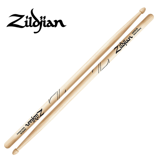 Zildjian5ASuper Wood Sticks (S5AWN)