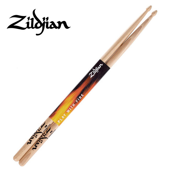 Zildjian 5A Acorn Hickory Sticks (5ACW)