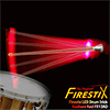 Firestix - LED 드럼스틱 Radiant Red (FX12RD)