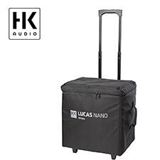 <font color=#262626>HK AUDIO Lucas Nano 300 Roller Bag / 전용 핸드캐리 케이스</font>