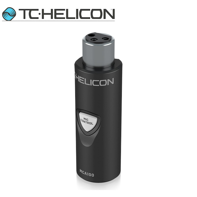 TC-Helicon MCA100 MIC Control Adapter