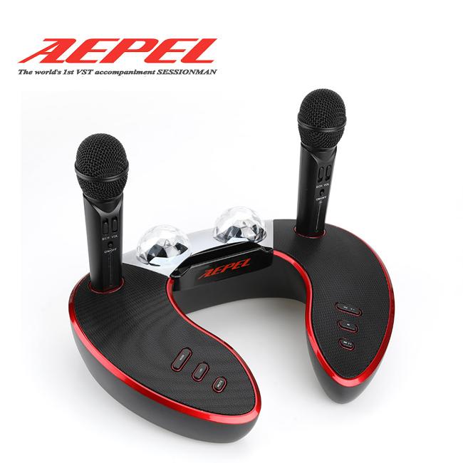 AEPEL - 에펠씽 초소형 블루투스 노래방 시스템