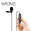 Maono Lavalier Microphone AU-100 / BJ 인터넷방송, 스피치용 클립마이크