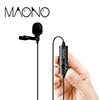 Maono Lavalier Microphone 7 Basic / BJ 인터넷방송, 스피치용 클립마이크 (AU-100)