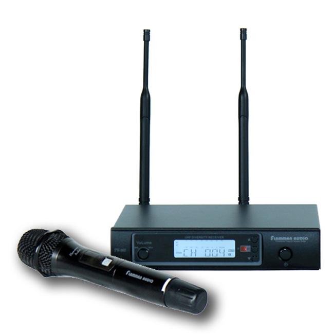 Flamman Audio - FW900 / 플라만 무선마이크 시스템 (핸드마이크)