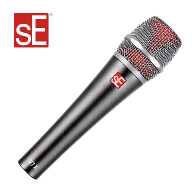 [아카데미 페스티벌 할인전]<br>sE Electronics - V7X / 악기용 다이나믹 마이크