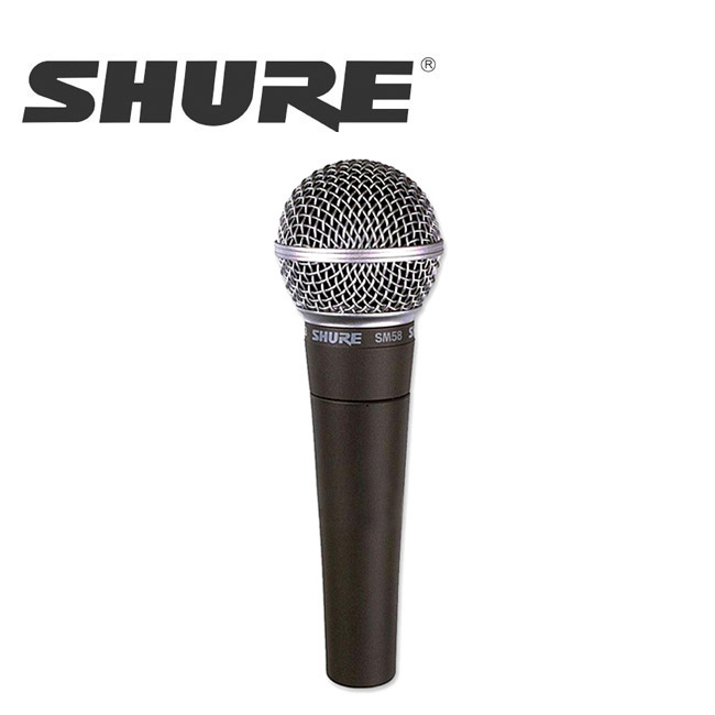 SHURE SM58K-LC / 슈어 마이크 SM58-LC 전문공연(보컬)용 다이내믹 마이크