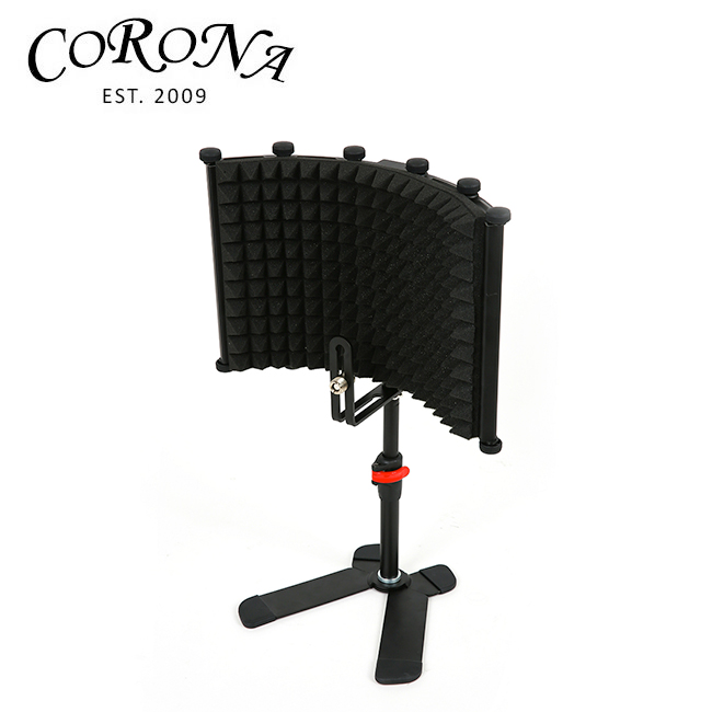Corona Mic Isolation (Small) / 리플렉션 필터 전용스탠드포함 (MS-026)