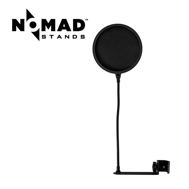 Nomad Stand - Studio Pop Filter / 클램프 마운트 팝 필터 (NPF-J561)