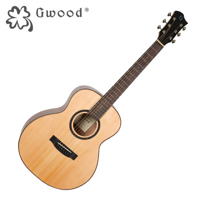 Gwood G-GSMINI / 지우드 GS 미니 탑솔리드 통기타