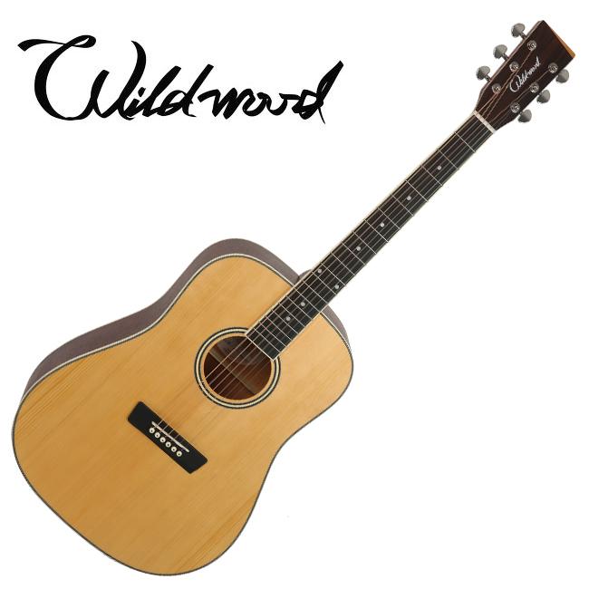 Wildwood White-D / 와일드우드 화이트 시리즈 통기타