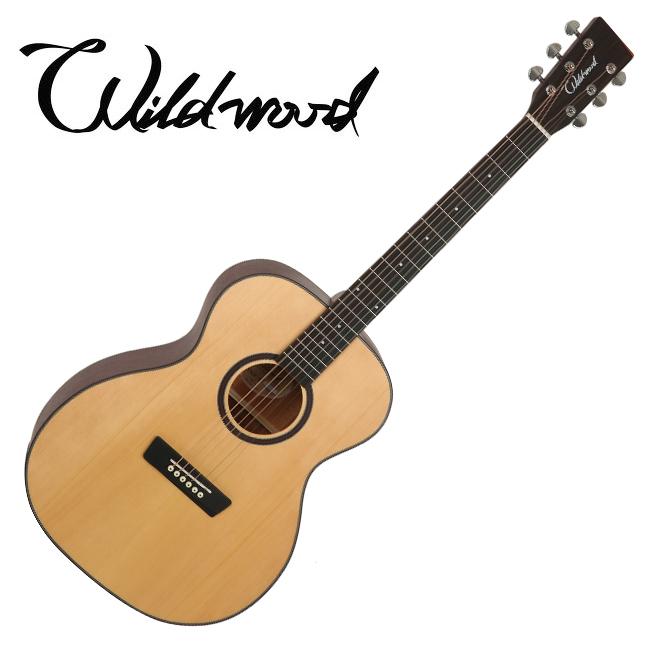 Wildwood Brown-O / 와일드우드 브라운 시리즈 통기타