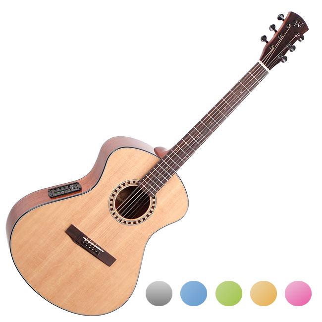 [40%초특가전] Andrew White Guitars EOS101 이큐장착