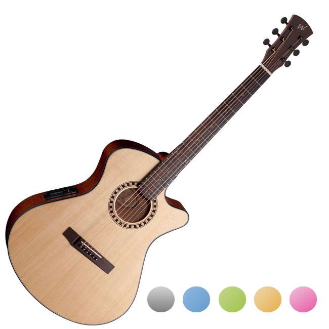 [40%초특가전] Andrew White Guitars EOS102 이큐장착 컷어웨이