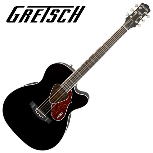 Gretsch G5013CE Black Rancher Jr / 전용케이스 포함 (프리앰프, 튜너 장착)