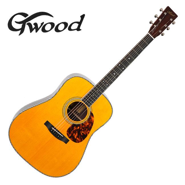 Gwood Trademark DM / 지우드 트레이드마크 통기타