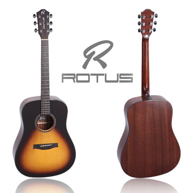 ROTUS D-100 VS / 로터스 드레드넛 통기타