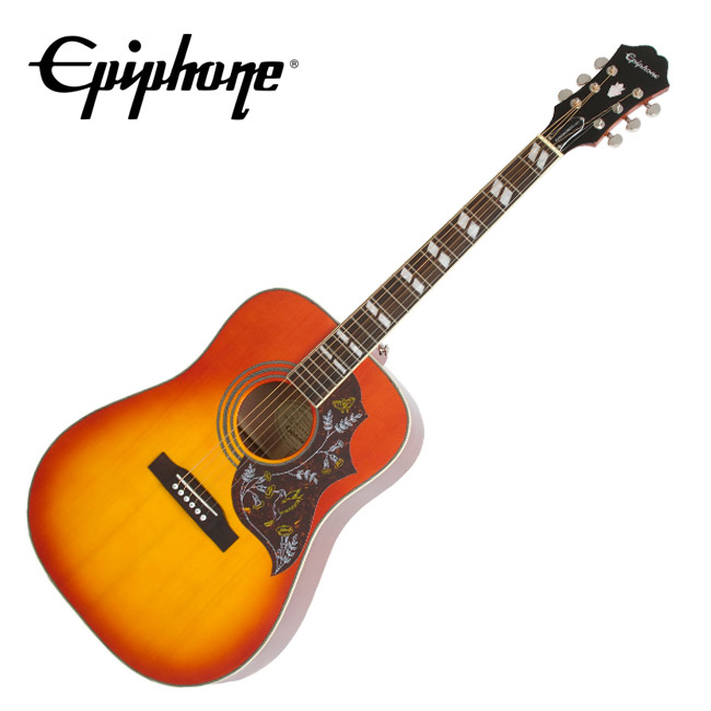 Epiphone Hummingbird Pro / 에피폰 통기타 (EEHBFCNH1)