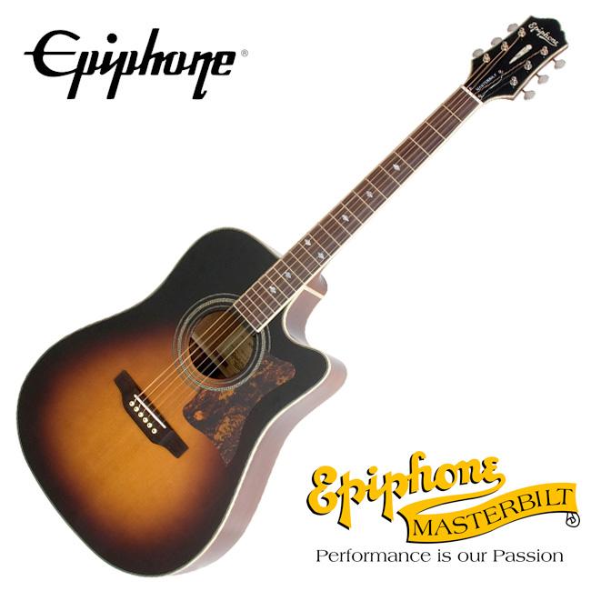 Epiphone Masterbilt DR-500MCE Vintage Sunburst (EMECVSNH3)