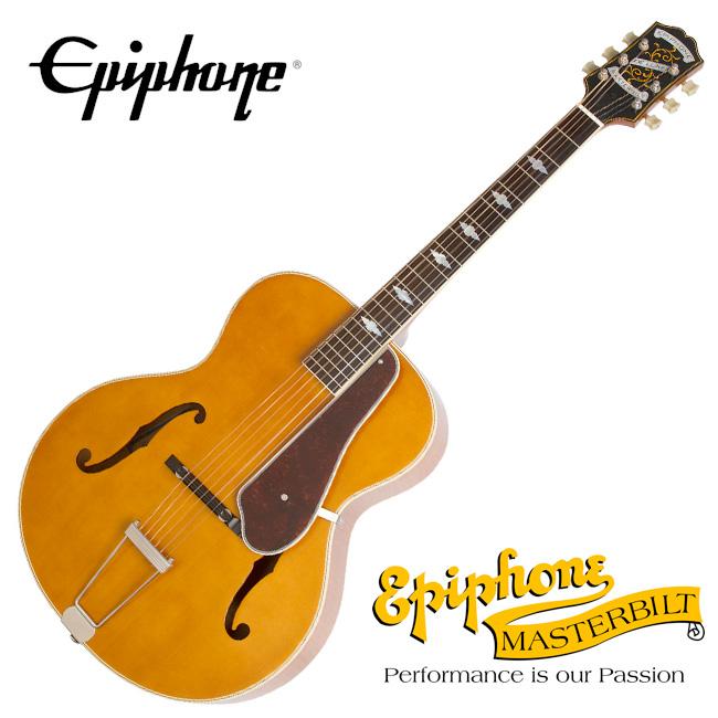 Epiphone Masterbilt® De Luxe Classic Vintage Natural (ETD2VNNH1)