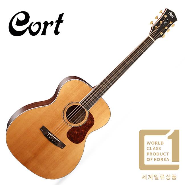 Cort Gold-O8 NAT / 올솔리드 통기타